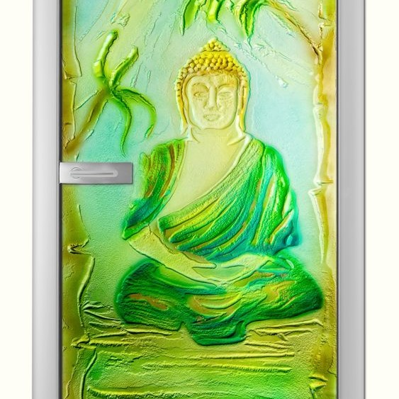 Villa Glass Studio - Buddha