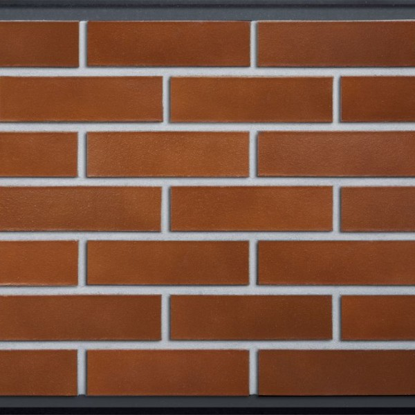 Röben  - Gallery - Chestnut brick wall joint course