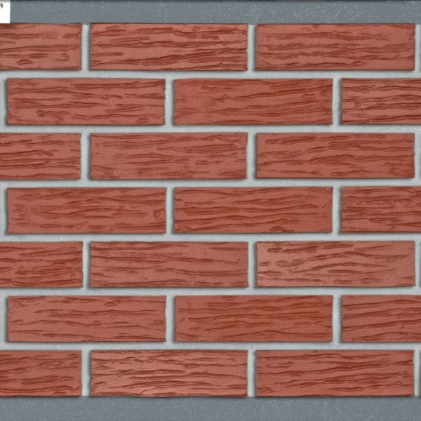Röben  - Gallery - Melburn brick wall grooved clear fuga