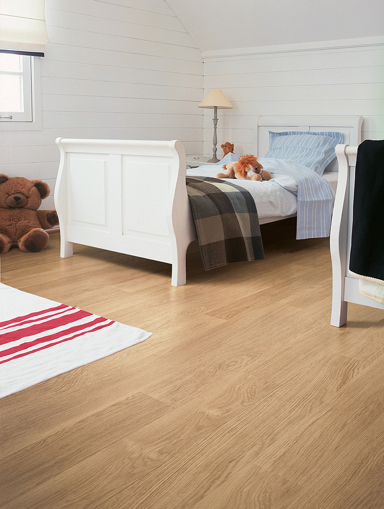 Quick Step Laminate Flooring Eligna Antique Oak Plank U861