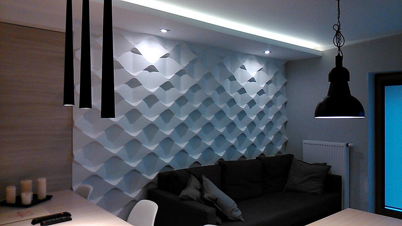 Wall Panel 3d Holes Dunes Panele Dekoracyjne 3d Cad Dwg