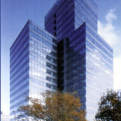 HALFEN Contact - HALFEN Contact - Acces Tower in Frankfurt - facade elements HUECK