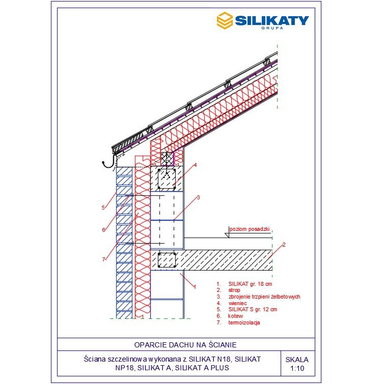 Diaphragm wall - Grupa SILIKATY Sp  z o o  - cad dwg