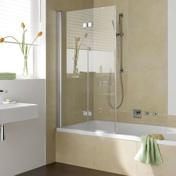 Kermi - Kermi - Wall foldable for bath