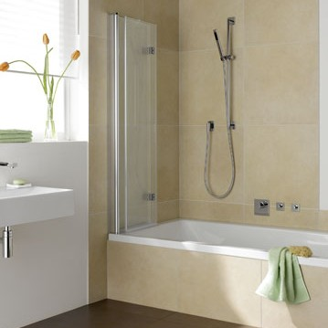 Kermi - Kermi - Wall foldable for bath-1