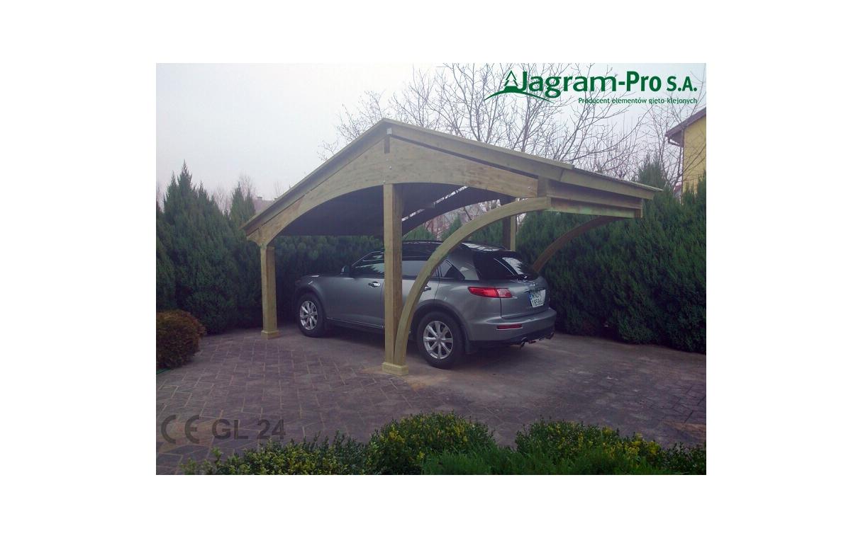 Carport carport 1 jagram pro s a cad dwg archispace for Carport pro download